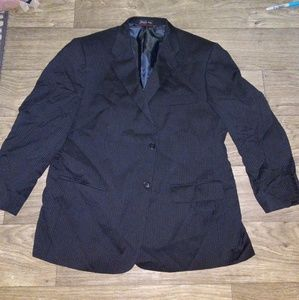 Other - Mens pinstripe coat
